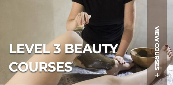 Level 3 Beauty Courses