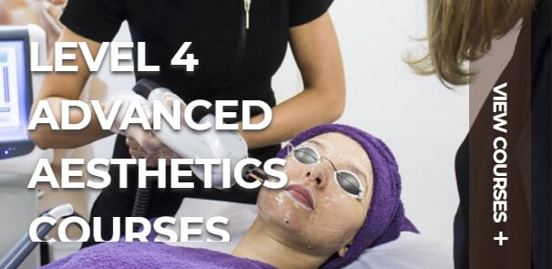 Level 4 Beauty Courses
