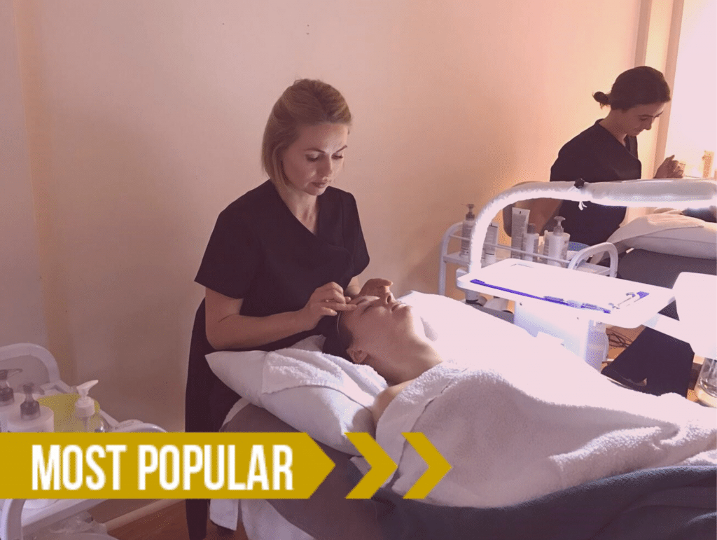 Most Popular Level 2 Facials