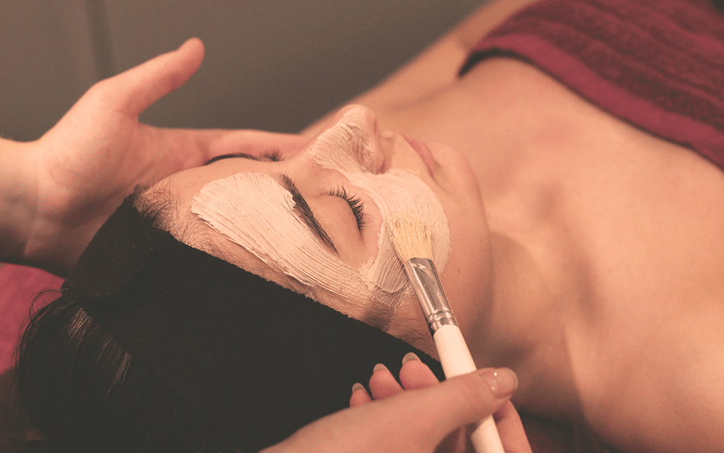 Facial Salon Icon Treatments