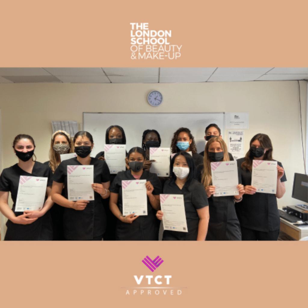 Vtct Level 2 3 Combined Facials Course