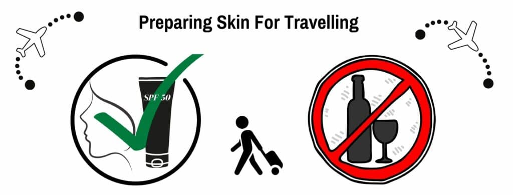 How To Prepare Your Skin For Travel All The Dos And Donts That Will Stop You From Having Dry Skin